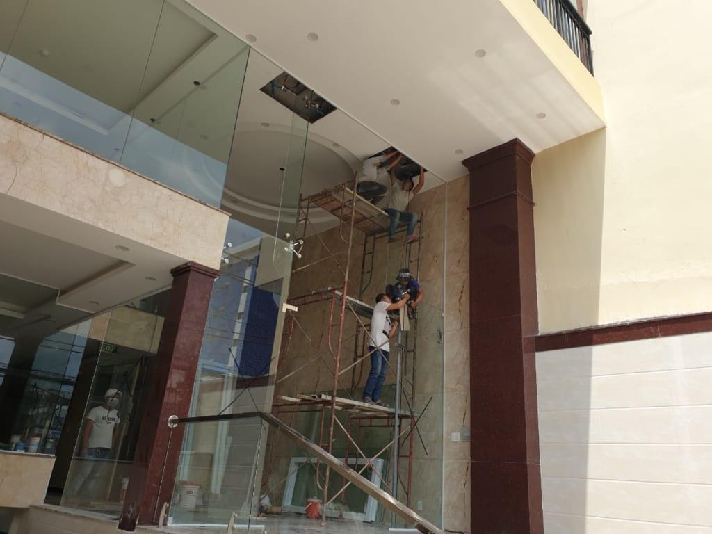 Công trình kinh nhà ở tại Tân Bình